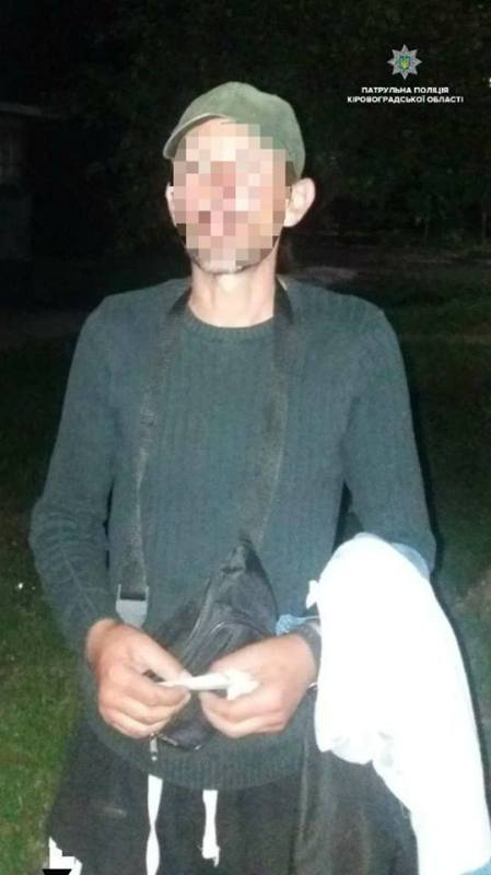 Без Купюр | Життя | Цієї ночі патрульні виявили чоловіка, який мав при собі, ймовірно, наркотичні речовини 2