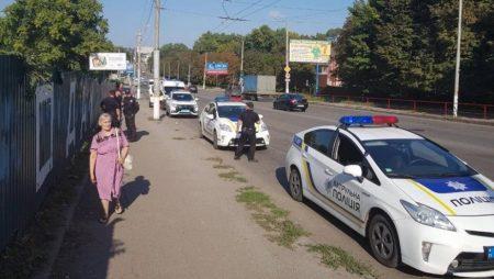Патрульні відкидають звинувачення про наїзд на пішохода