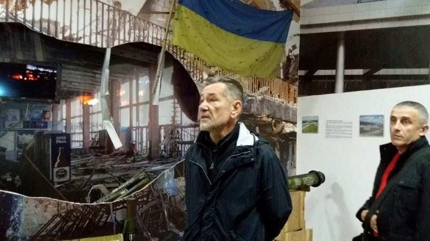 Народний артист Олексій Горбунов відвідав 3-й полк. ФОТО - 2 - Життя - Без Купюр