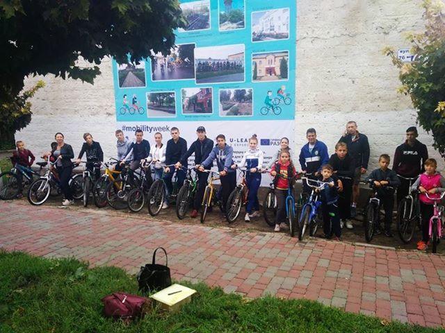 Вперше на Кіровоградщині відбувся Європейський тиждень мобільності. ФОТО - 2 - Події - Без Купюр