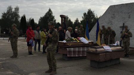 У Кропивницькому провели в останню дорогу військового Олега Пріміна