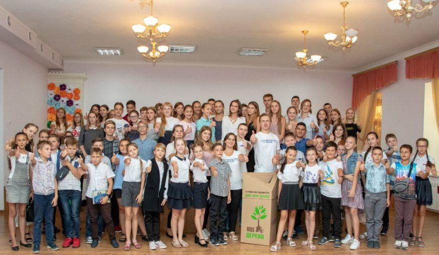 Без Купюр | Життя | У школах Кропивницького збиратимуть макулатуру, на виручені гроші з якої купуватимуть саджанці дерев 5