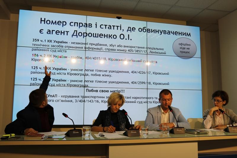 Без Купюр | Політика | У Кропивницькому депутати заявили про тиск правоохоронних органів 1