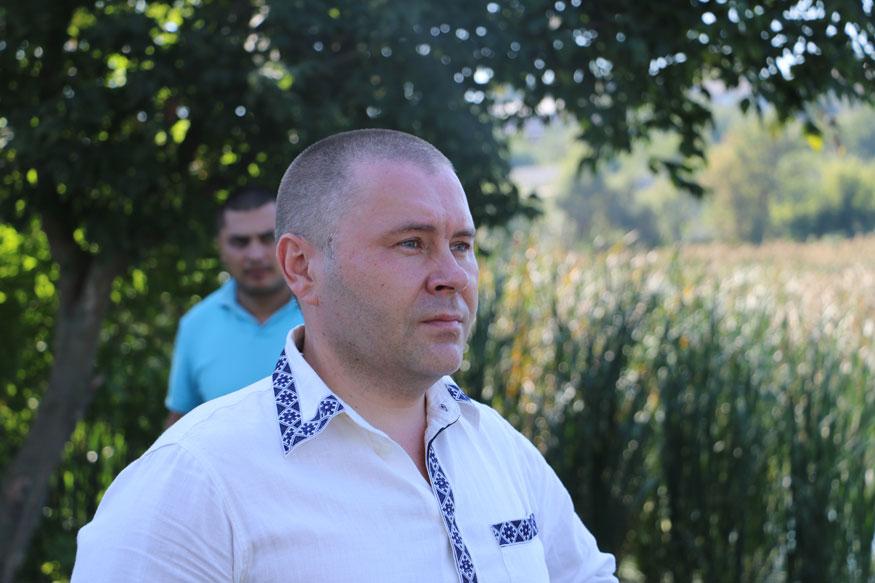 Голова Новоархангельської РДА Сергій Васильченко