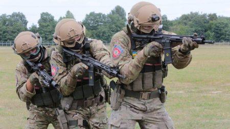 """На Кіровоградщині завершується набір до поліцейського підрозділу спецпризначення """"КОРД"""""""