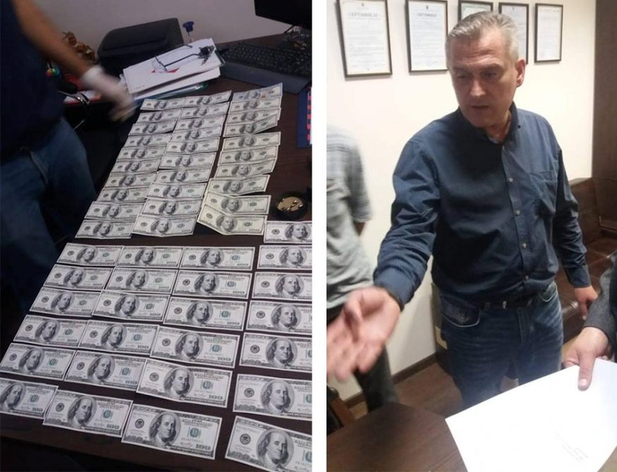 Без Купюр | Корупція | Депутату міськради Кропивницького суд обрав запобіжний захід 1