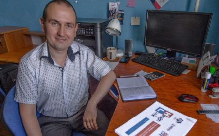 Дмитро Корольков: Ми змінюємо ставлення медичних працівників до розуміння ВІЛ
