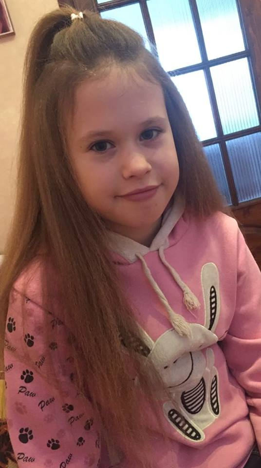 Без Купюр У Кропивницькому батьки 11-річної дівчинки просять допомогти врятувати дитину Благодійність  потрібна допомога на лікування Оля Гаврилова Кропивницький