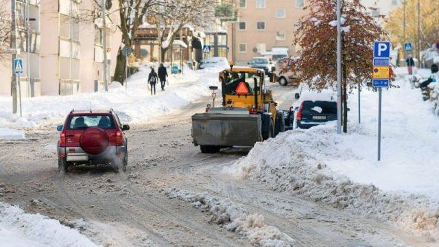 В мерії Кропивницького відзвітували про готовність техніки до роботи в зимовий період