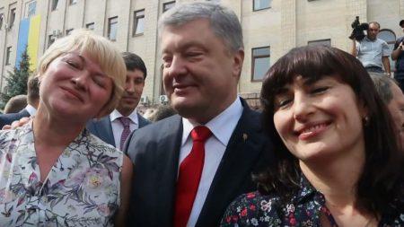 """Петро Порошенко: """"Як би міг обирати, – жив би в Кропивницькому!"""" ВІДЕО"""