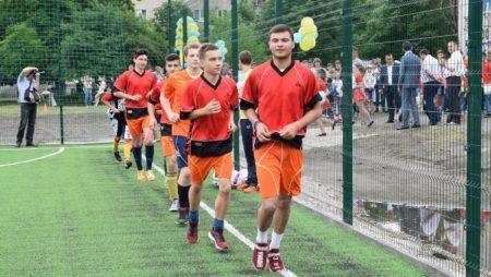 На Кіровоградщині планують звести 11 спортмайданчиків та здати в експлуатацію 18 абмулаторій