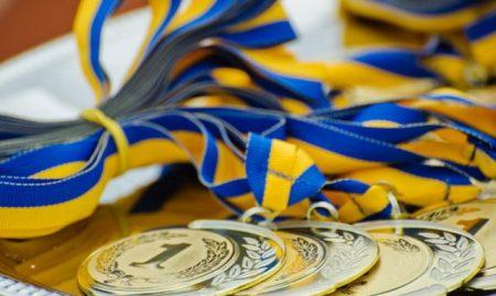 Юні легкоатлети з Кропивницького вибороли 10 медалей на Всеукраїнському турнірі