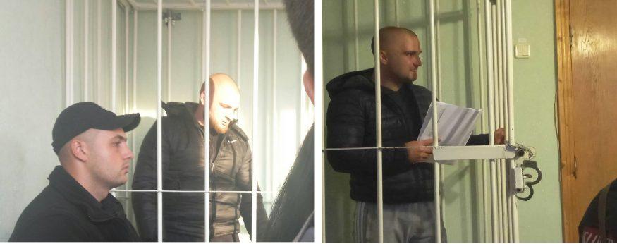 """Суд відпустив з-під арешту двох підозрюваних у вимаганні """"відкупних"""" з фермера. ФОТО - 2 - Кримінал - Без Купюр"""