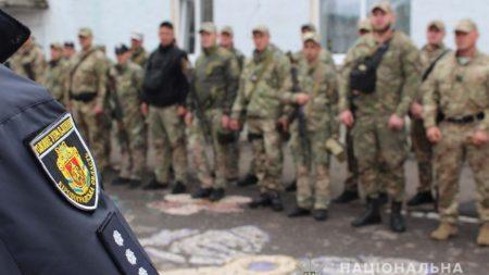 Бійці роти «Святослав» вирушили на службу до зони ООС. ФОТО
