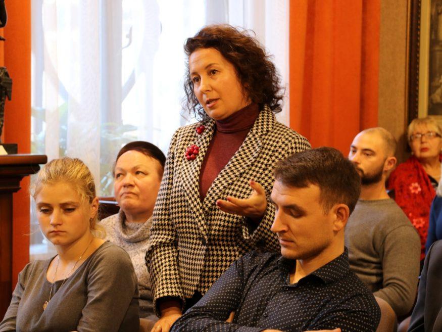 Без Купюр   Життя   У Кропивницькому розповіли покроковий план створення Чорноліського національного парку 2