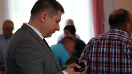 Питання про поновлення на посаді ексзаступника міського голови Грабенка відтермінували