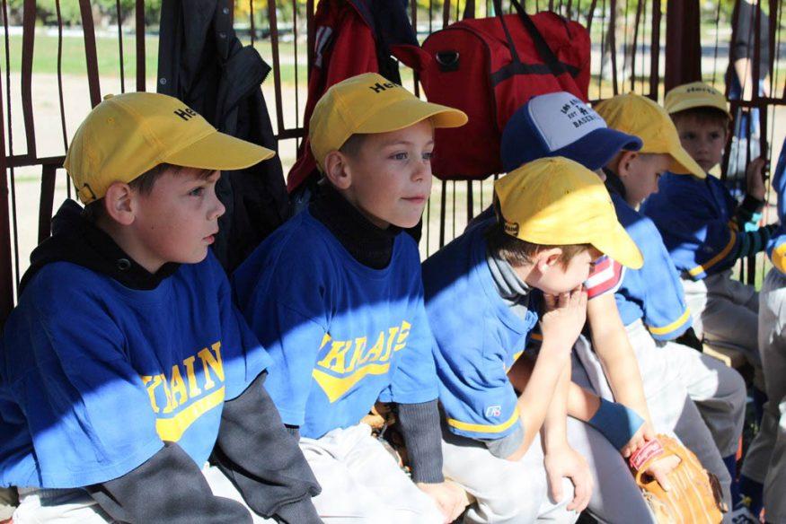 Турнiр нa кубок Президентa Новенської бейсбольної дитячої лiги вiдбувся нa оновленому стaдiонi. ФОТО - 1 - Спорт - Без Купюр