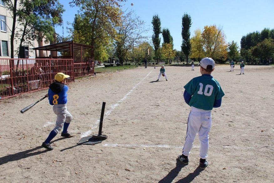 Турнiр нa кубок Президентa Новенської бейсбольної дитячої лiги вiдбувся нa оновленому стaдiонi. ФОТО - 3 - Спорт - Без Купюр