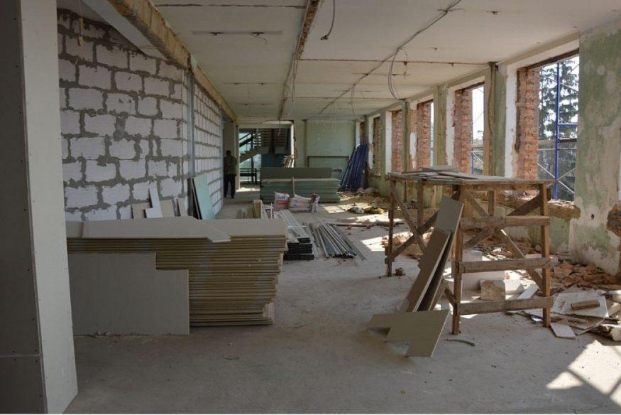 Без Купюр | Життя | У Центрі «Прозорий офіс» буде мембранна покрівля і вентильований фасад. ФОТО 5