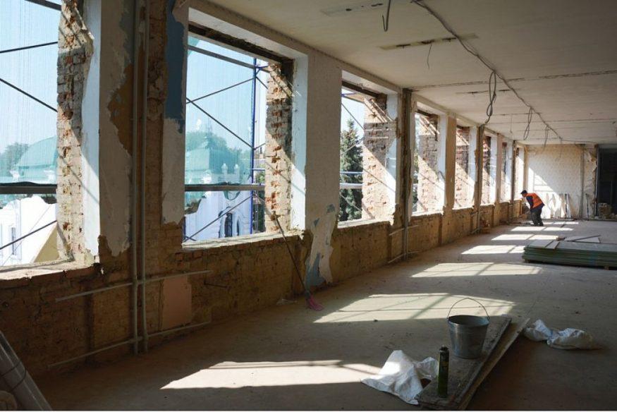 Без Купюр | Життя | У Центрі «Прозорий офіс» буде мембранна покрівля і вентильований фасад. ФОТО 4