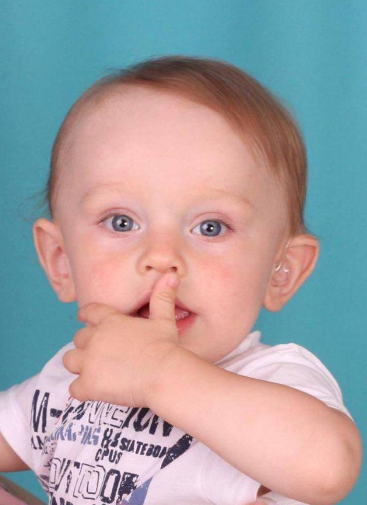 Без Купюр Допоможіть Даніїлу почути: на лікування малюка не вистачає дві тисячі доларів Благодійність  Кропивницький Даніїїл Калько