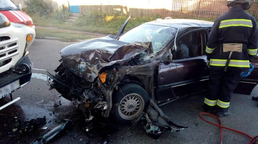 На Кіровоградщині зіткнулись вантажівка і легковик. ФОТО - 2 - Події - Без Купюр