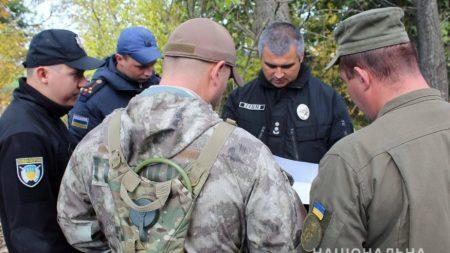 Правоохоронці обстежили ще 500 гектарів місцевості в пошуках Діани Хріненко. ФОТО