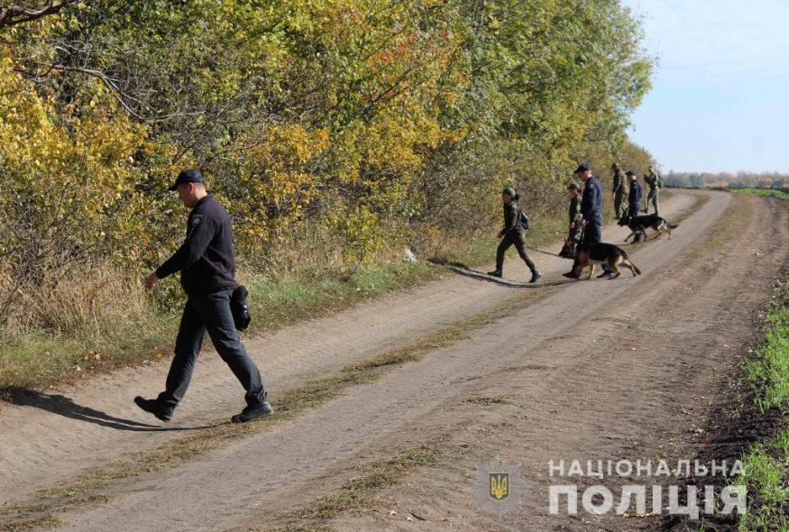 Правоохоронці обстежили ще 500 гектарів місцевості в пошуках Діани Хріненко. ФОТО - 5 - Події - Без Купюр