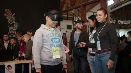 Фестиваль програмування провели для школярів Кропивницького. ФОТО