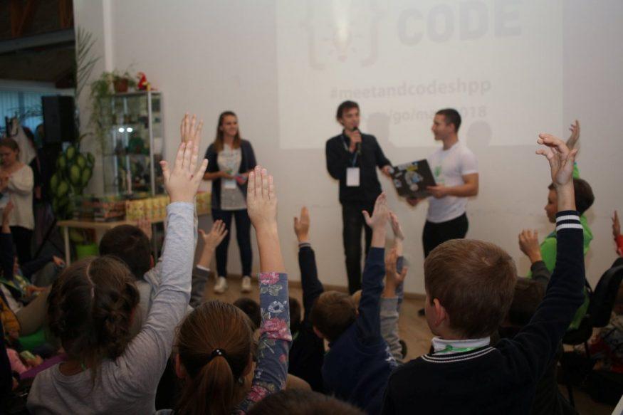 Фестиваль програмування провели для школярів Кропивницького. ФОТО - 3 - Події - Без Купюр