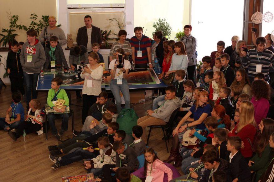 Фестиваль програмування провели для школярів Кропивницького. ФОТО - 6 - Події - Без Купюр