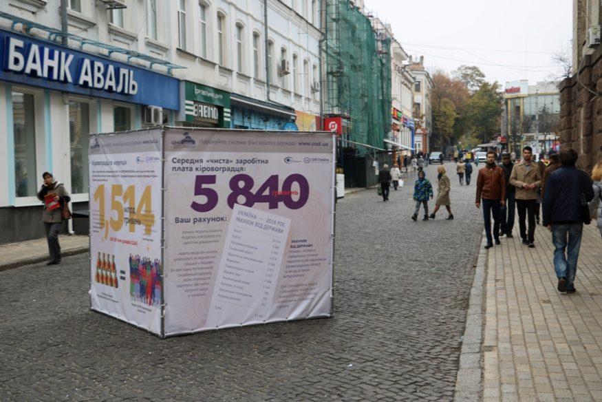 Без Купюр | Політика | Кропивничанам пояснили, що саме їхні виплати, а не тільки великих «платників податків», формують бюджет 3