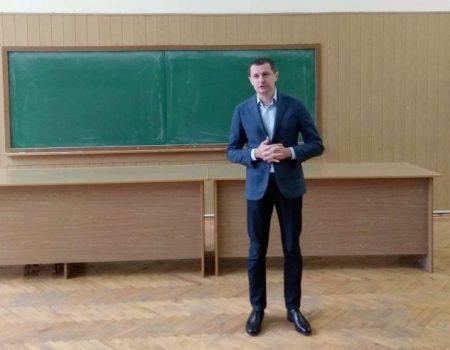 Народний депутат Роман Семенуха: «Ми повинні повернути віру в країну»