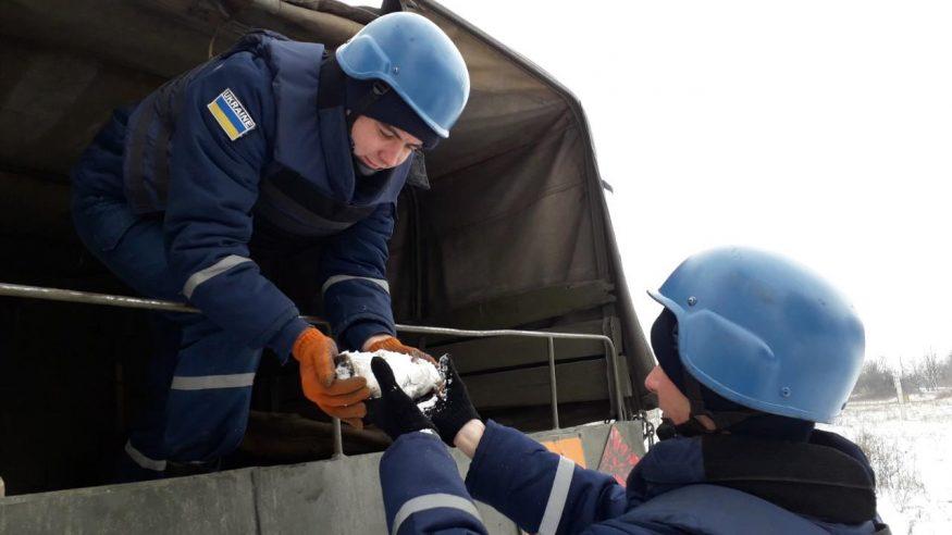 На Кіровоградщині сапери знищили 4 боєприпаси часів Другої світової війни. ФОТО - 2 - Життя - Без Купюр