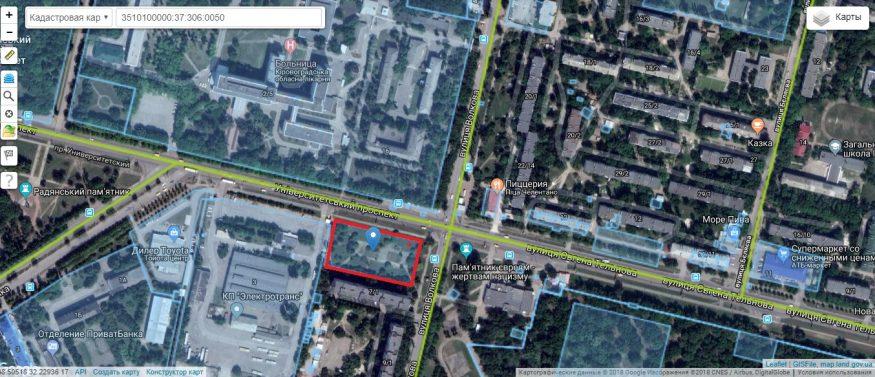 Бізнес проти дерев: де у Кропивницькому очікувати черговий «зелений геноцид» - 2 - Розслідування - Без Купюр