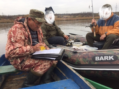 На Кіровоградщині інспектори Рибоохорони вилучили 80 кг незаконно виловленої риби