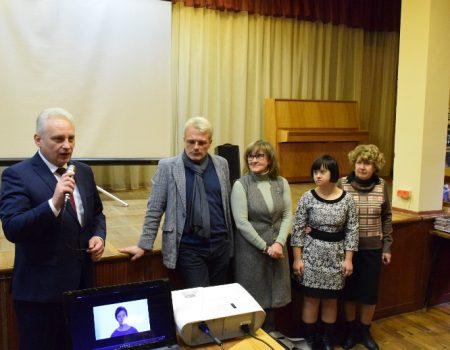 У Кропивницькому презентували нову книгу Олександра Жовни