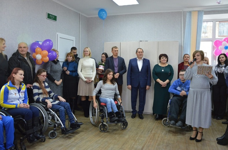 """""""Сильні духом"""": у Кропивницькому відкрили центр молоді з інвалідністю. ФОТО - 2 - Події - Без Купюр"""