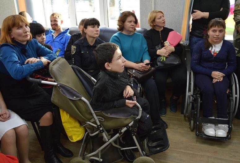 """""""Сильні духом"""": у Кропивницькому відкрили центр молоді з інвалідністю. ФОТО - 3 - Події - Без Купюр"""