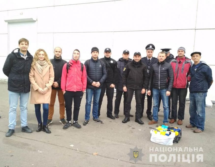 Без Купюр Акція «Життя без наркотиків» відбулась у Кропивницькому Кримінал  наркотики Кропивницький Акція