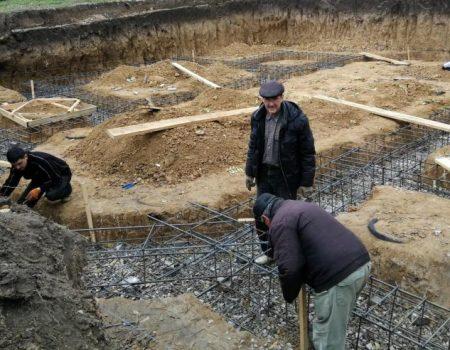 У Кропивницькому закладено фундамент храму апостолів Петра і Павла.  Продовжать будівництво навесні