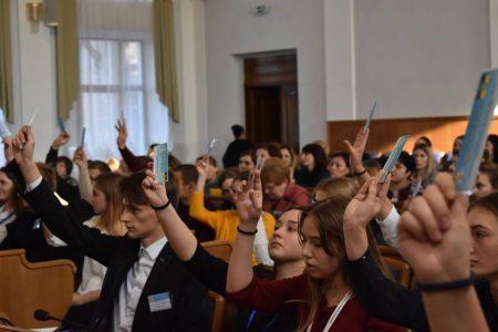 У Кропивницькому відбулась сесія обласного парламенту дітей