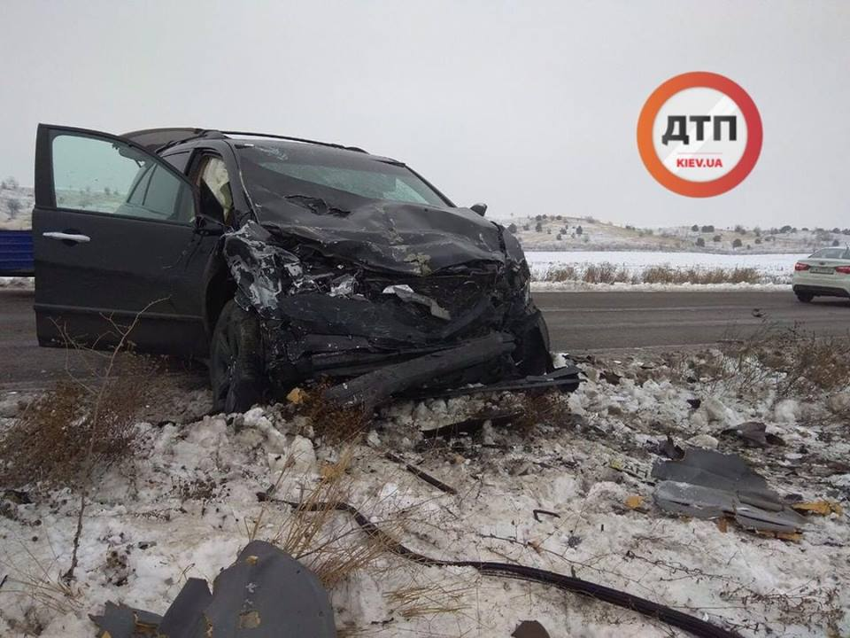Двоє мешканців Олександрівського району загинули в ДТП - 1 - За кермом - Без Купюр