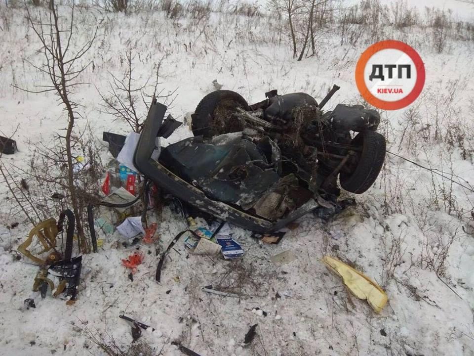 Двоє мешканців Олександрівського району загинули в ДТП - 2 - За кермом - Без Купюр