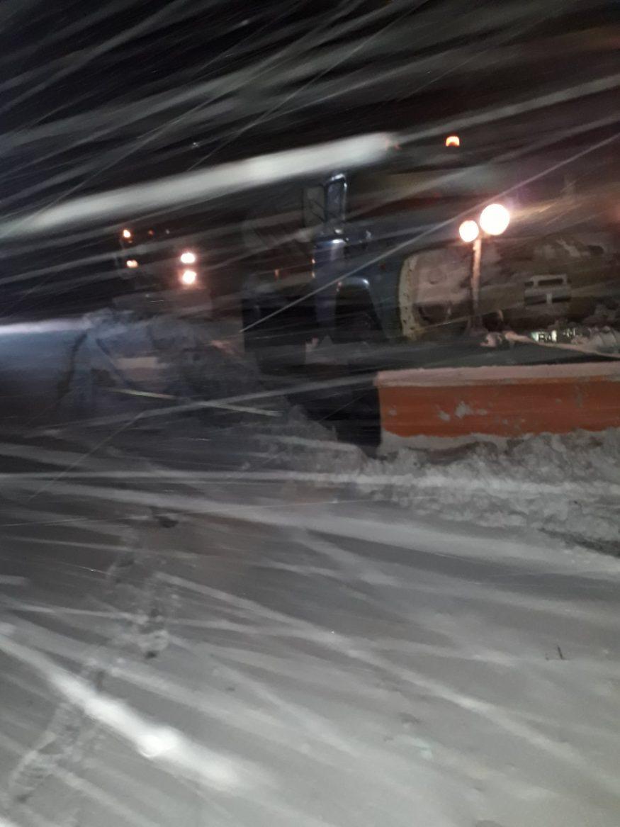 Дорожники відзвітували про розчистку доріг на Кіровоградщині. ФОТО 1