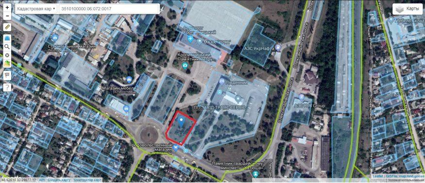 Бізнес проти дерев: де у Кропивницькому очікувати черговий «зелений геноцид» - 13 - Розслідування - Без Купюр