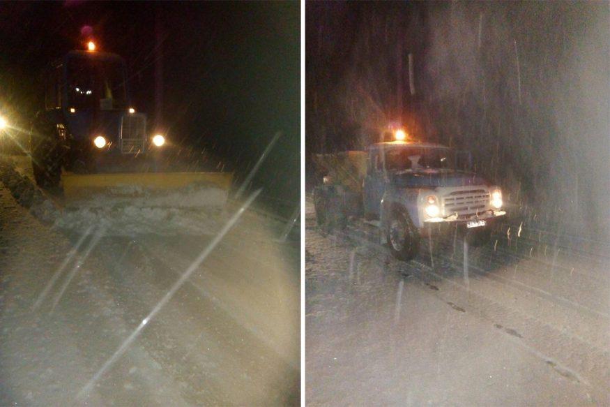 Проїзд дорогами Кіровоградщини забезпечено. ФОТО 2