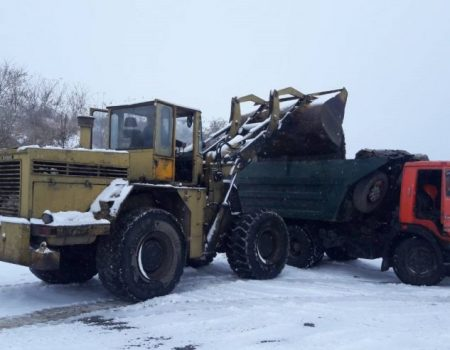 Проїзд дорогами Кіровоградщини забезпечено. ФОТО
