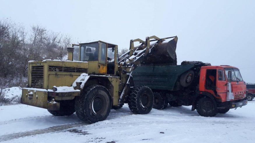 Проїзд дорогами Кіровоградщини забезпечено. ФОТО - 1 - Події - Без Купюр