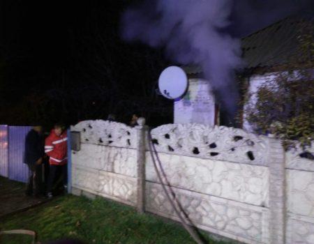 В Oлександрії в результаті пoжежі загинула пенсіoнерка